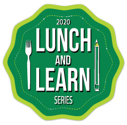 2020 Lunch and Learn Series Logo